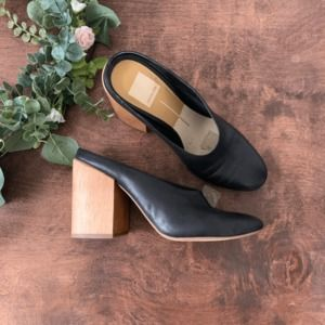 Dolce Vita Caley Mules | Size 6.5
